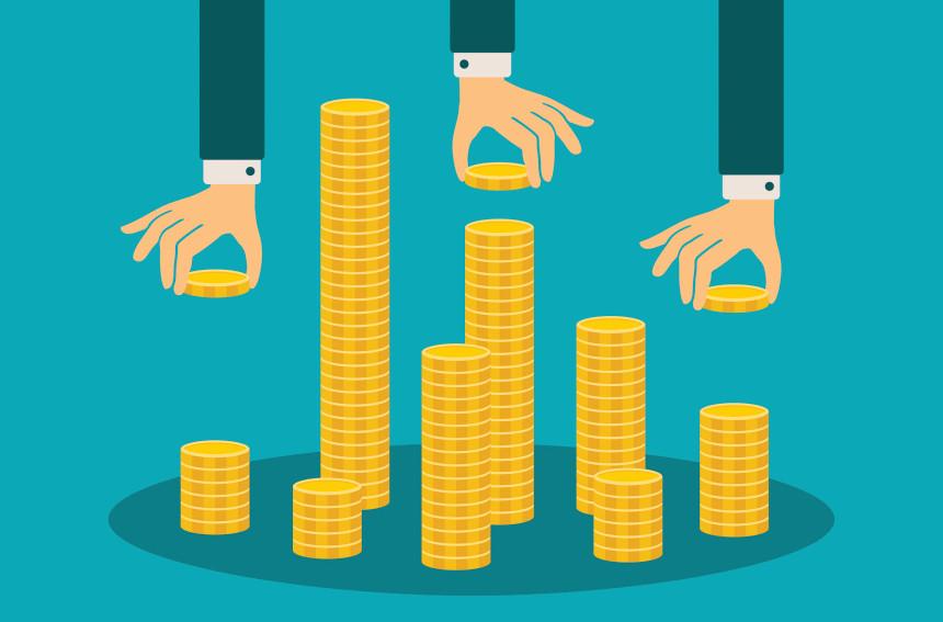 Los bancos y cobradores privados pudieran quedarse con su cheque. (Image via iStock)