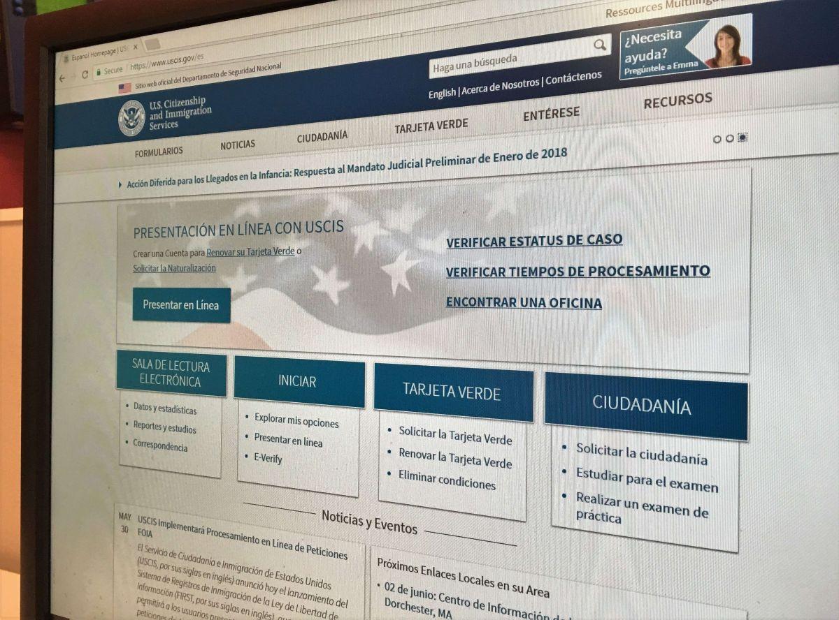 La guía de USCIS que todo inmigrante con trámites abiertos debe tomar en cuenta ante coronavirus