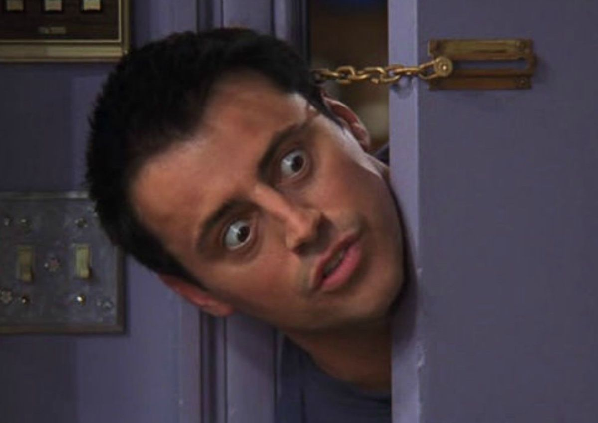 Matt LeBlanc (Joey) revela lo más extraño que le pasó en Friends