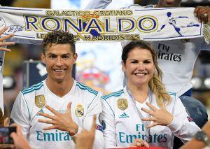 """Hermana de Cristiano Ronaldo habla de la pobreza en que creció su familia: """"Una rata me mordió"""""""