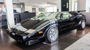 Han pasado 30 años y este icónico Lamborghini sigue buscando dueño