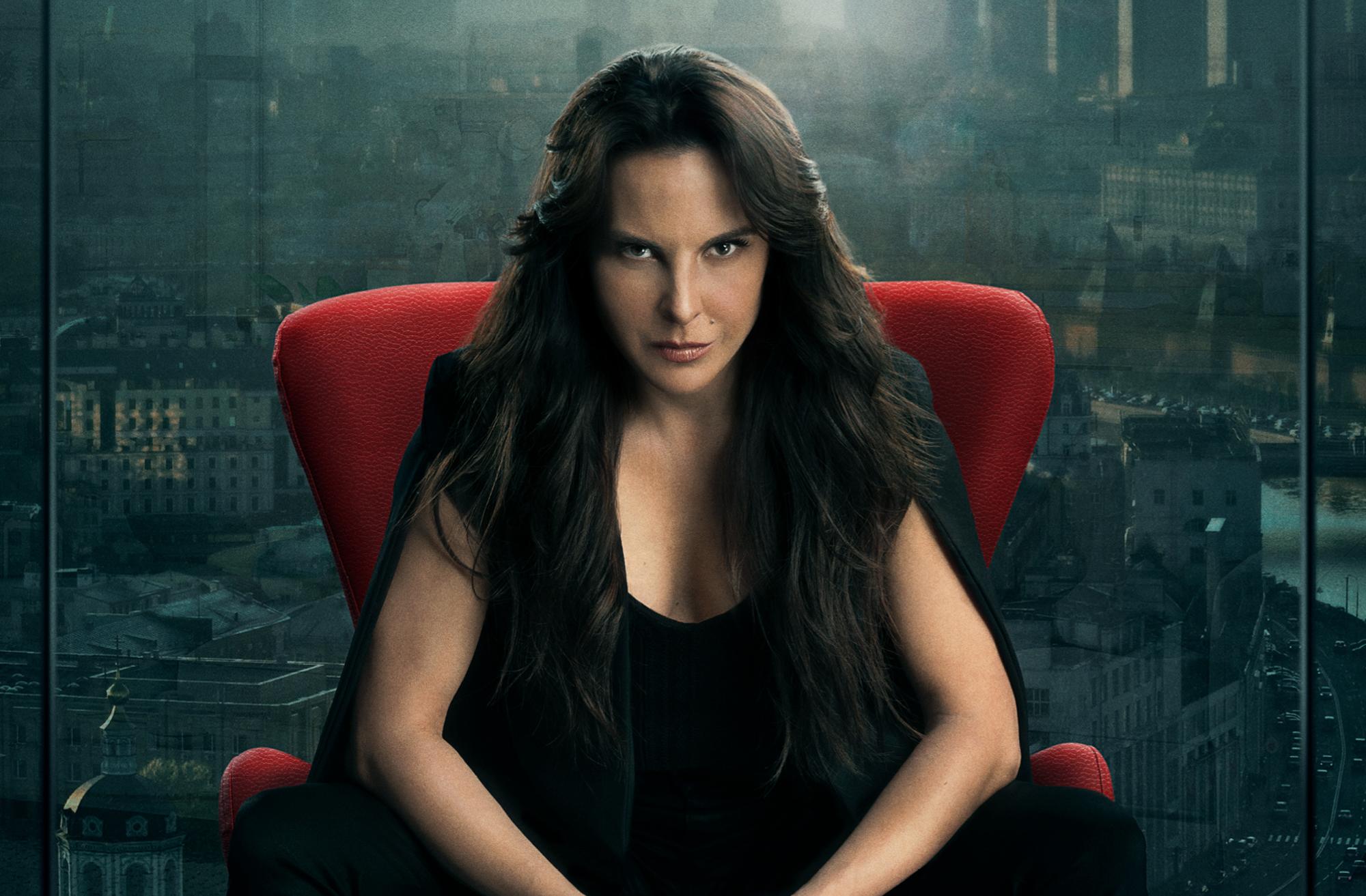 """Kate del Castillo es """"La Reina del Sur"""" en Telemundo."""