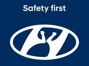 Así es el nuevo logo de Hyundai que promueve el saludo con los codos