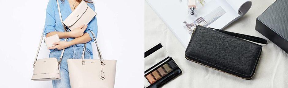 7 opciones de carteras, billeteras y mochilas más vendidas en Amazon para mujer