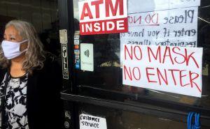 """""""Sin mascarilla no hay servicio"""", comercios rechazan a clientes que no lleven tapabocas"""