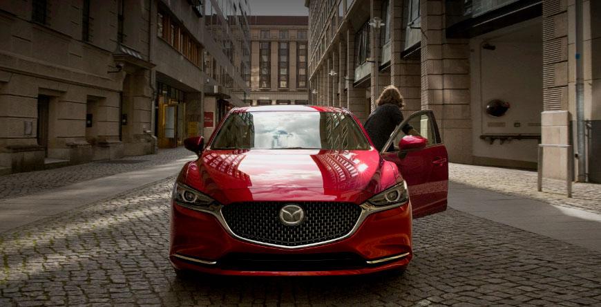 Mazda 6 2020.  Crédito: Cortesía Mazda.