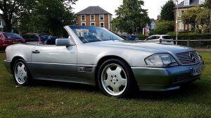 Este Mercedes-Benz de 2001 cuesta más de 3 millones de pesos