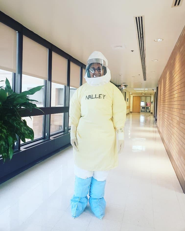 Nallely Montesinos Martínez, es una beneficiaria de DACA que trabaja como asistente de enfermera. (Foto cortesía).