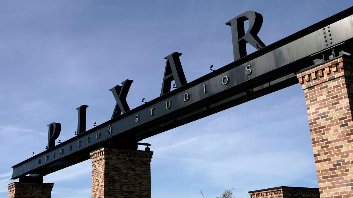 Pixar Animation Studios.