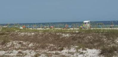 Playas de Galveston.