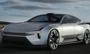 Polestar hace realidad el Conceptual Precept, un auto eléctrico que llegará en 2022