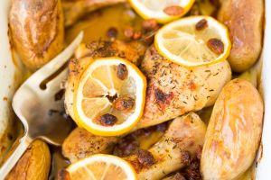 Pechuga de pollo con romero y limón: receta fácil, sabrosa y solo con 5 ingredientes