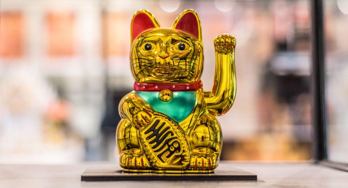 4 gatos de buena suerte que llenarán de prosperidad tu casa y espacio personal