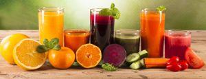 4 poderosos jugos para aumentar la inmunidad y desintoxicar el organismo