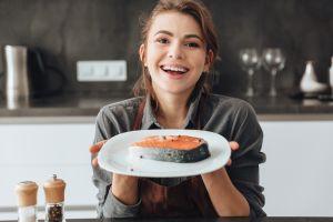 La dieta pescetariana y sus bondades para reducir el riesgo de padecer numerosas enfermededas crónicas
