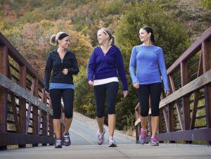 Por qué es positivo caminar después de comer