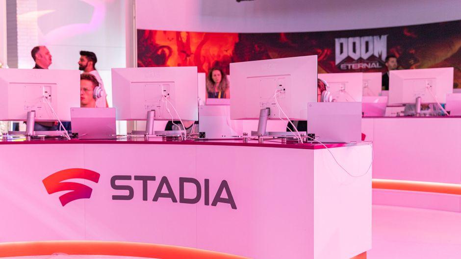 Google dará acceso gratis a su plataforma de videojuegos Stadia Pro
