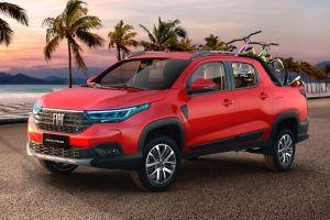 La pick-up Fiat Strada llegará a México como Ram 700