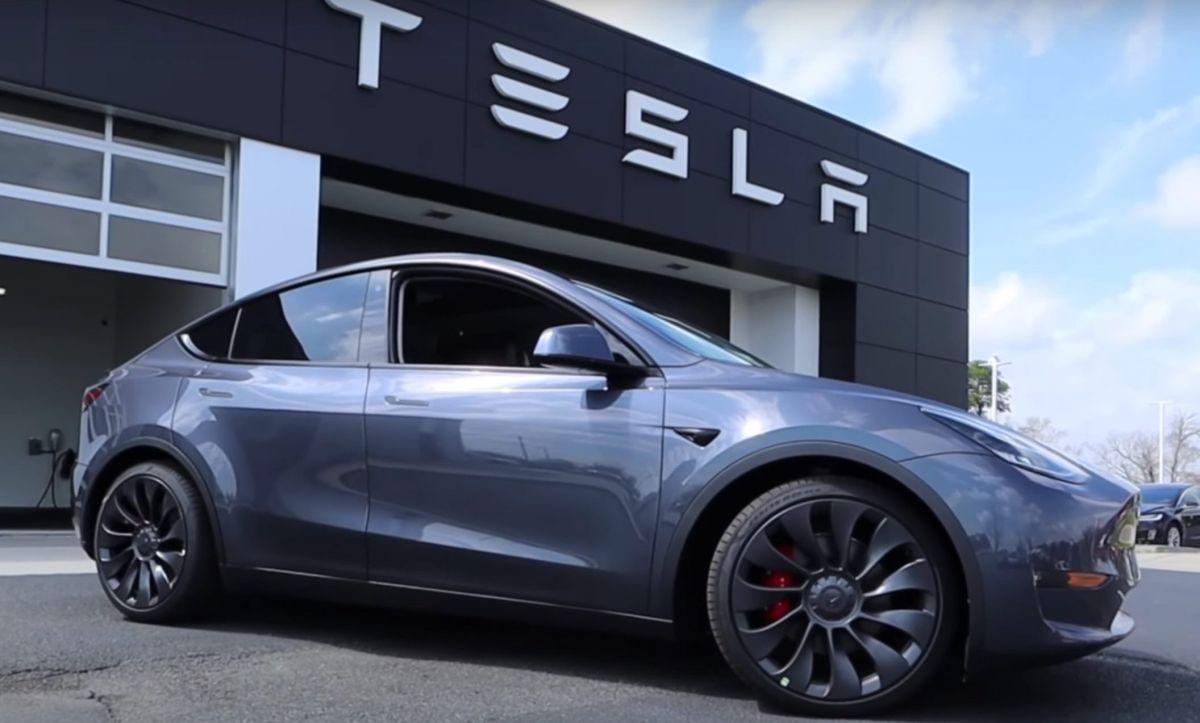Tesla Model Y. Crédito: Cortesía Tesla.