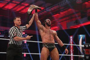 ¡WWE celebra a su nuevo campeón! Drew McIntyre acaba con Brock Lesnar en WrestleMania 36