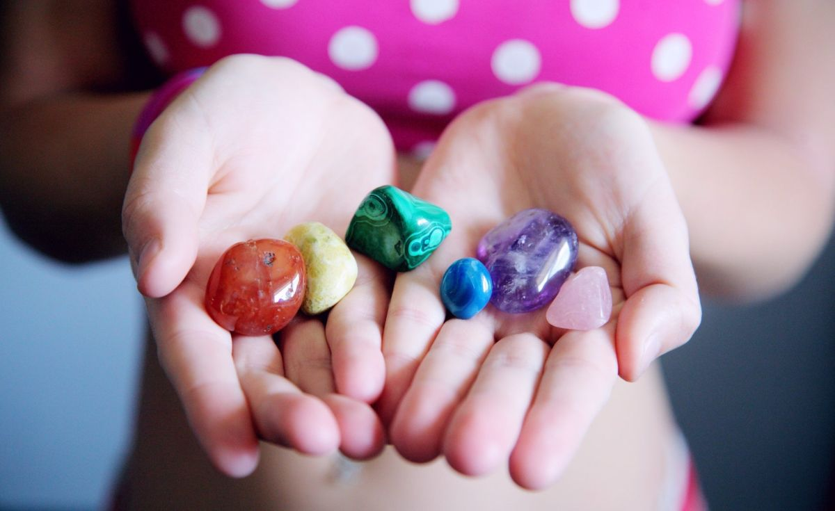 Conoce los principales tipos de piedras curativas