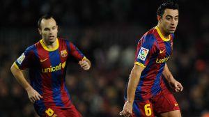 """""""No suena mal"""": Andrés Iniesta no cierra la puerta a dirigir al Barça al lado de Xavi"""