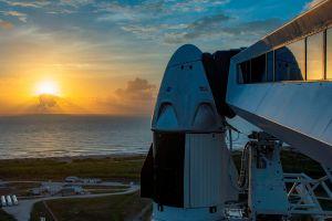 SpaceX y NASA: El mal tiempo amenaza la segunda fecha de despegue de la misión Demo-2