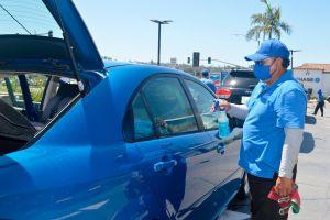 Demandan a la aplicación de lavado de autos a domicilio Mobile Wash por violaciones laborales