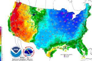 Clima extremo | El inusual vórtice polar que golpeará a Estados Unidos (y partirá al país en dos)