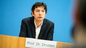 Christian Drosten, el científico asesor de Angela Merkel que bate récords de popularidad