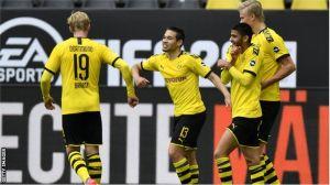 Regresa la Bundesliga: ¿Cómo se juega al fútbol en tiempos de coronavirus?