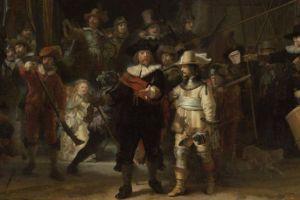 """""""La Ronda Nocturna"""", los fascinantes secretos que puedes descubrir en la obra maestra de Rembrandt"""