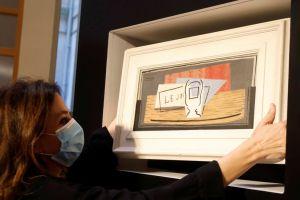 Le regalan un boleto y se gana un Picasso de más de un millón de dólares