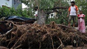 Amphan: las imágenes del devastador superciclón que provocó más de 80 muertos en Bangladesh e India