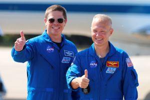 Lanzamiento de SpaceX y la NASA: quiénes son Doug Hurley y Bob Behnken, los astronautas a bordo de la Crew Dragon