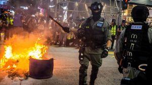 """Qué significa que EE.UU. deje de considerar a Hong Kong """"políticamente autónoma"""" de China"""