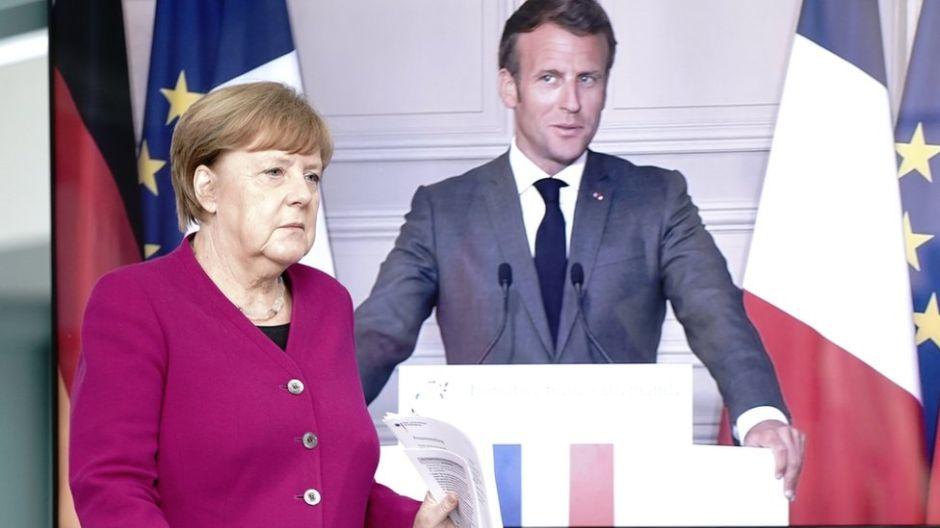 Qué llevó a Merkel a romper un gran tabú de la política alemana para rescatar a la UE de la crisis económica por coronavirus
