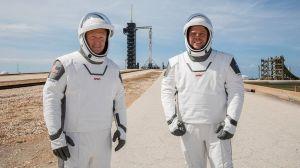NASA y SpaceX: Cómo son los nuevos trajes inspirados en superhéroes que utilizan los astronautas