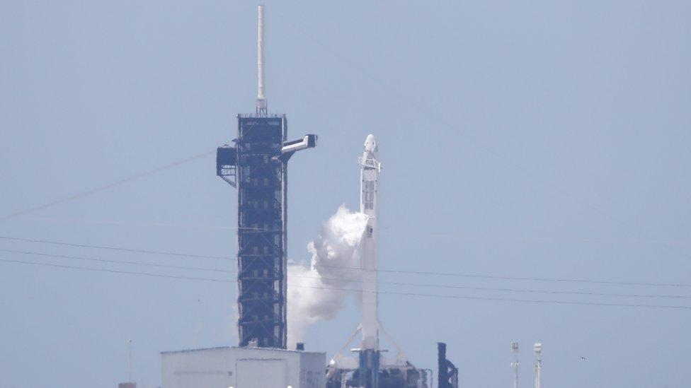 El exitoso lanzamiento se produjo este sábado a las 15:22 hora local de Florida (19:22 GMT).