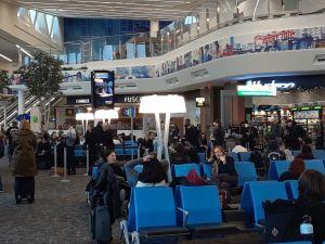 American Airlines mantiene en tierra a tripulantes que viven en Nueva York y baja 70% sus vuelos de verano