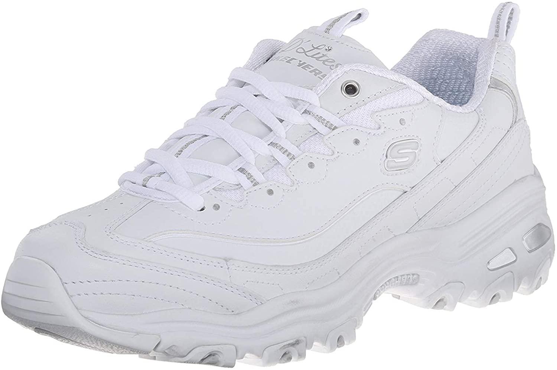 tenis skechers blancos amazon