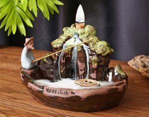 5 fuentes de incienso de decoran y purifican tu hogar