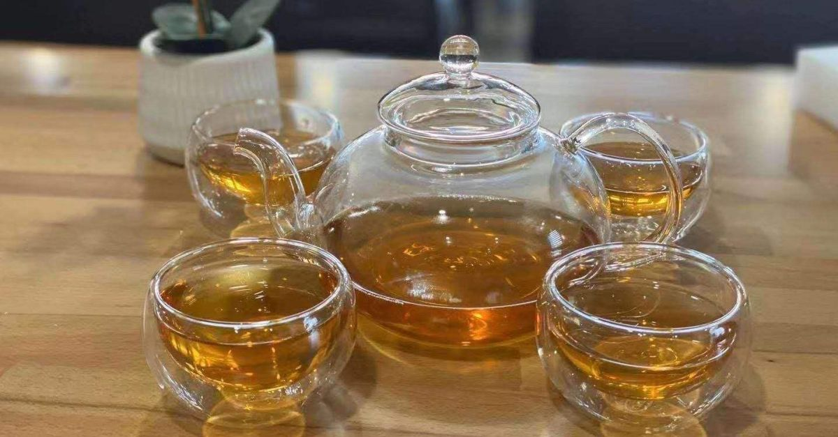 5 teteras con infusor incluido para disfrutar de tus tés favoritos en casa