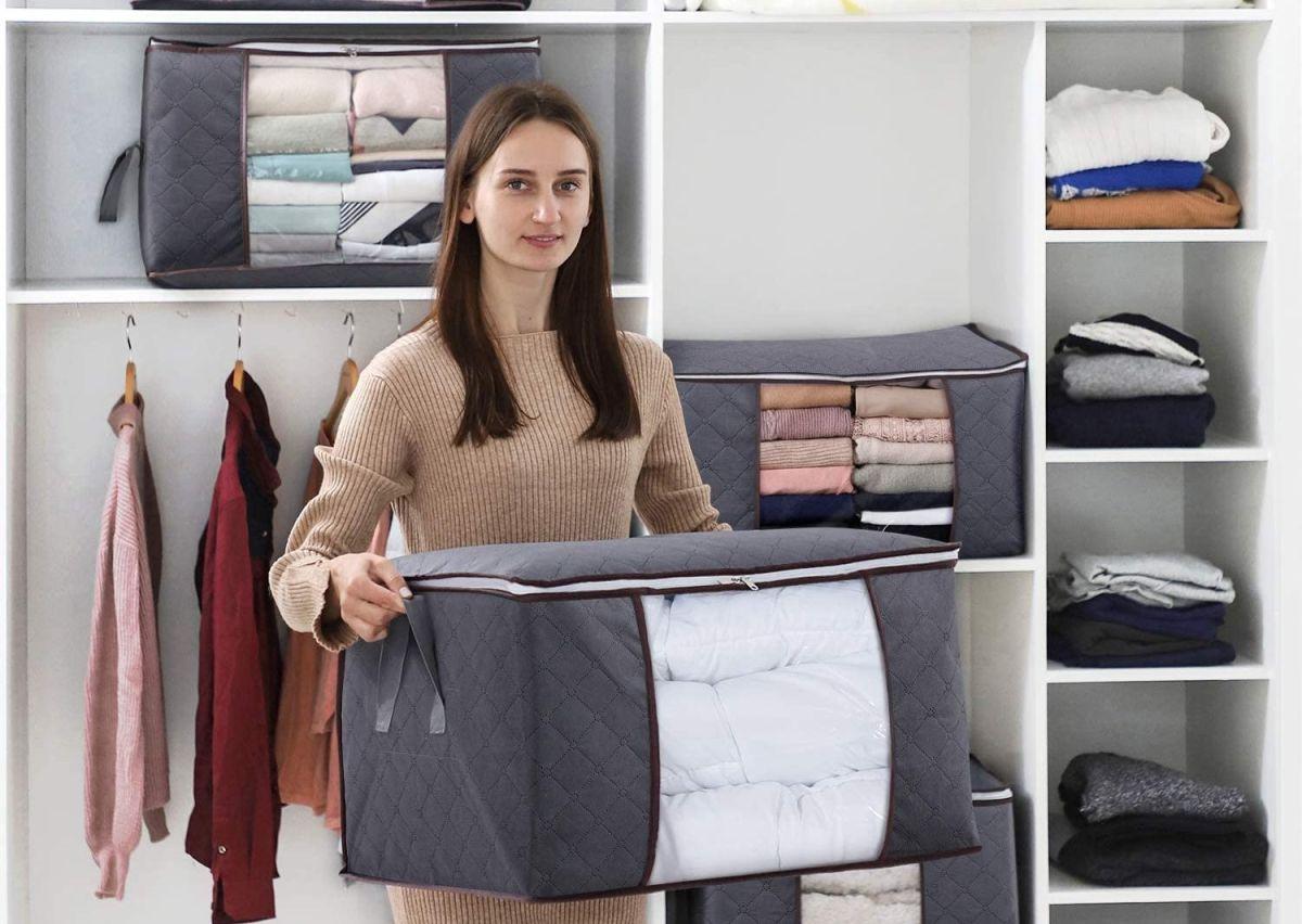 Aprovecha la cuarentena y organiza tu casa con estos productos sin gastar mucho dinero