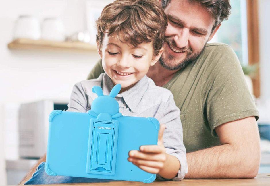 Las mejores tablets para niños que los ayudan a mantenerse ocupados y entretenidos