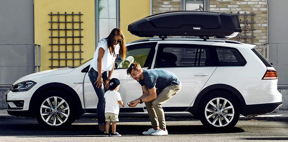 ¿Estás de mudanza? 4 soportes para equipaje que puedes instalar en el techo de tu auto