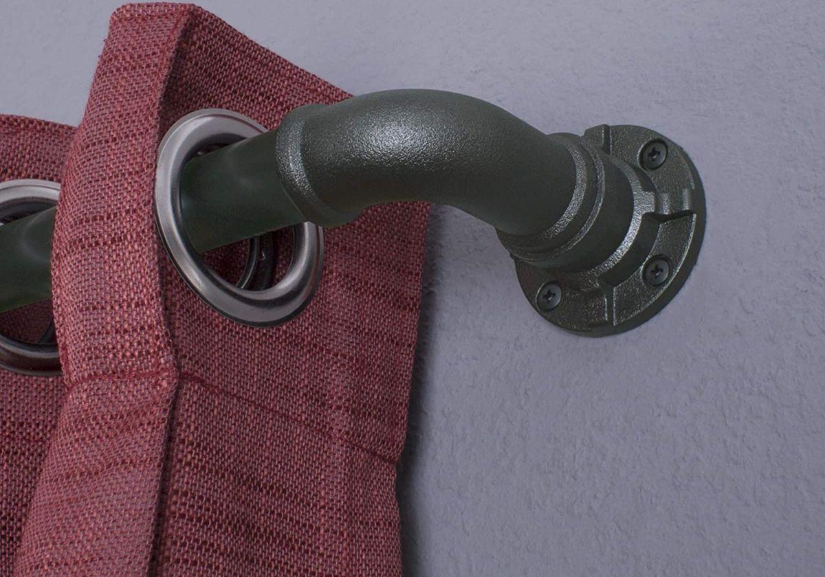5 estilos de ganchos de cortinas para usar en cualquier habitación de tu casa