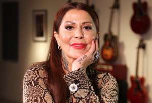 Las fotos de Alejandra Guzmán sin maquillaje que causaron reacciones en sus fans