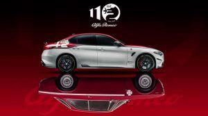 Alfa Romeo celebra 110 años de existencia con un sorprendente e-book de descarga gratuita sobre sus autos