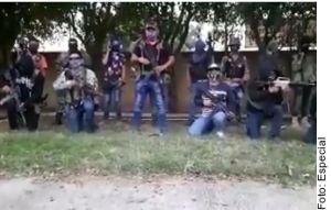 Familia Michoacana anuncia en video llegada a Morelos